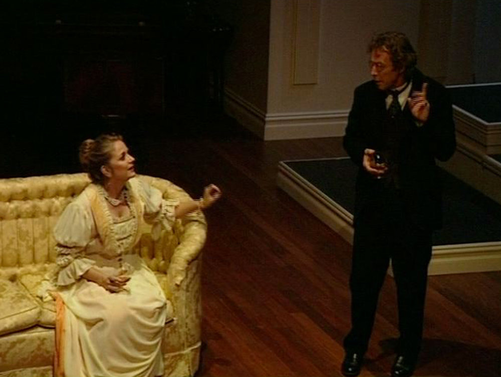 Sandra Eldridge & Patrick Dickson