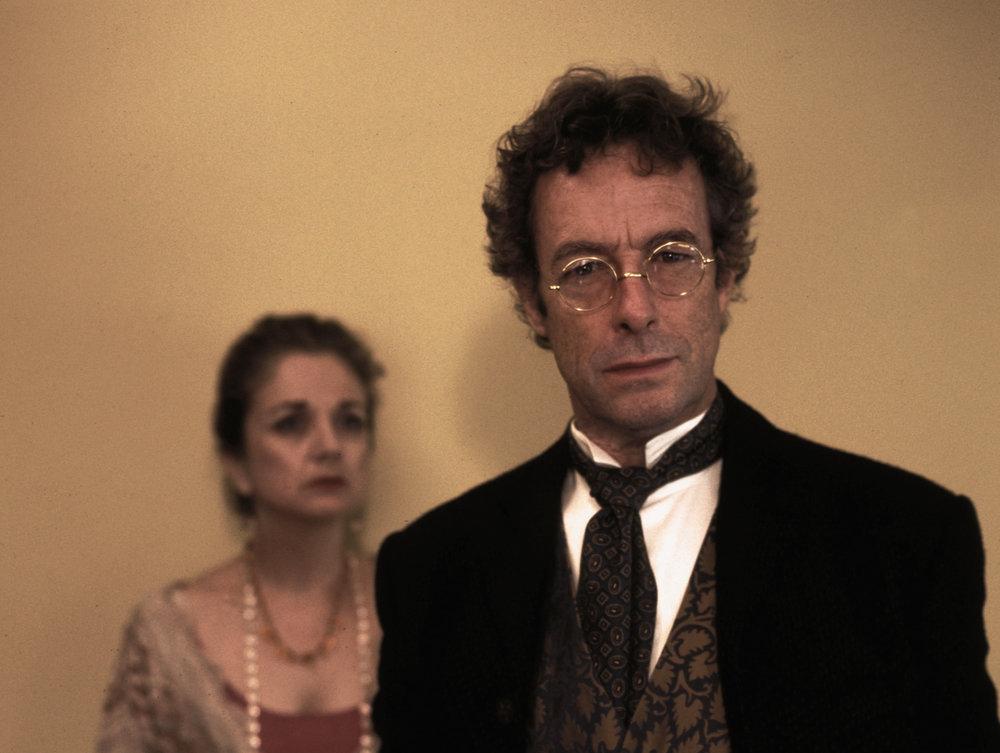 Sandra Eldridge &Patrick Dickson