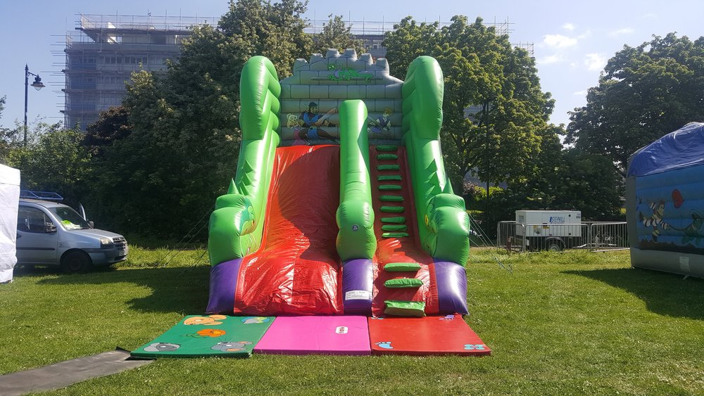 Inflatable Play Areas