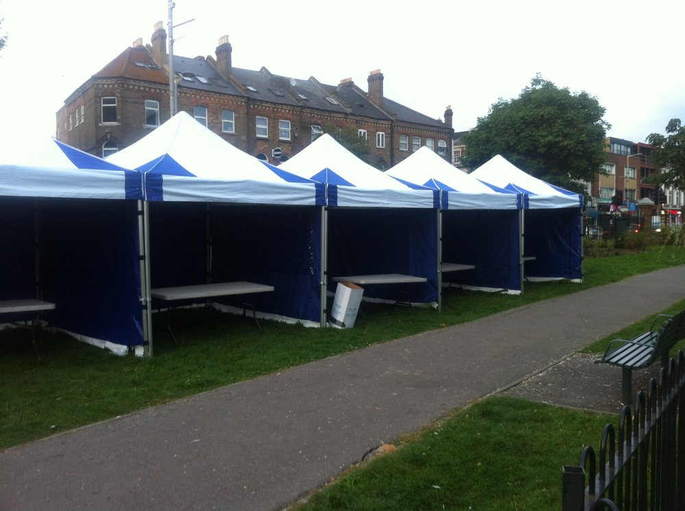 Marquees & Tents