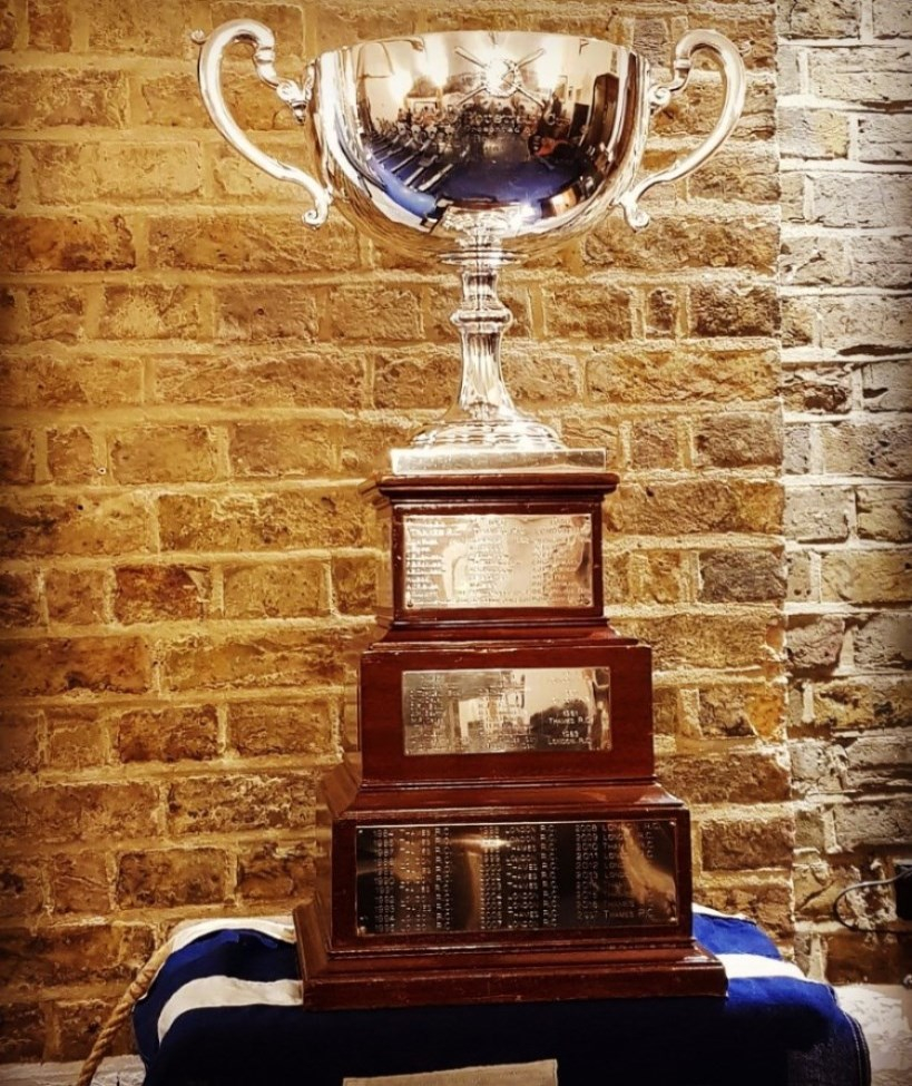 The Boustead Cup as seen in 2018.