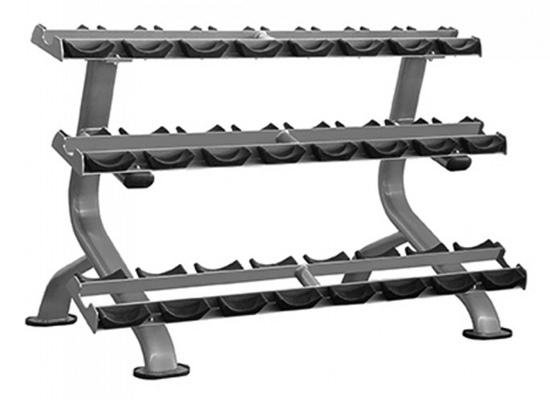 3 Tier Dumbbell Rack - 1 requiredCode QQ