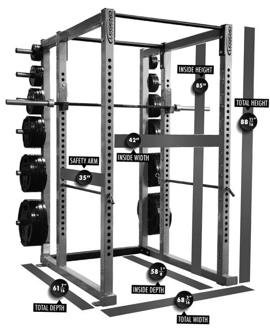 Performance Series Power Cage - 4 requiredCode AA