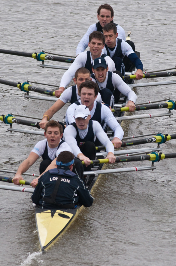 LRC 2nd VIII  Cox Gray, Stroke Ledgerwood, 7 McGow, 6 Palmer, 5 Heap, 4 McInerney, 3 Pregler, 2 Wilson, Bow Jorgensen