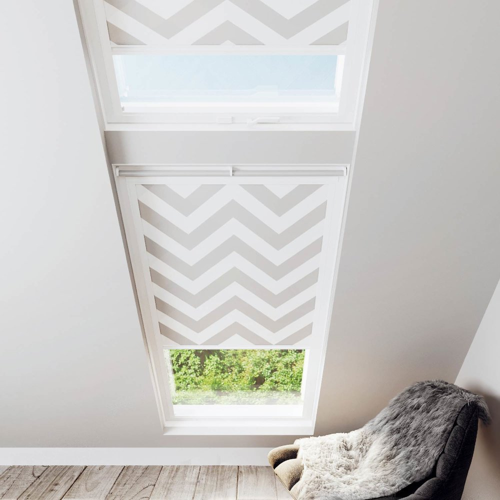 Velux - We supply the biggest choice of colours and fabrics, designs and styles to complement any interior.Velux is the worlds leading manufacturer of Roof windows, flat roof windows, sun tunnels and roof window blinds