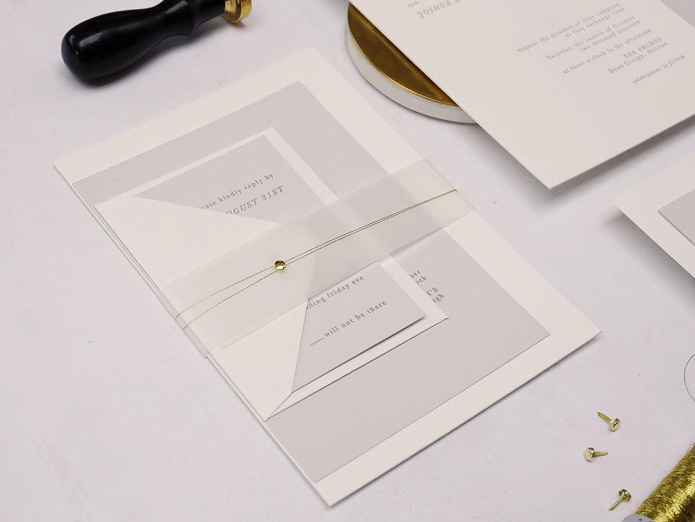 modern-luxe-minimal-letterpress-invitation-gold-grey-white