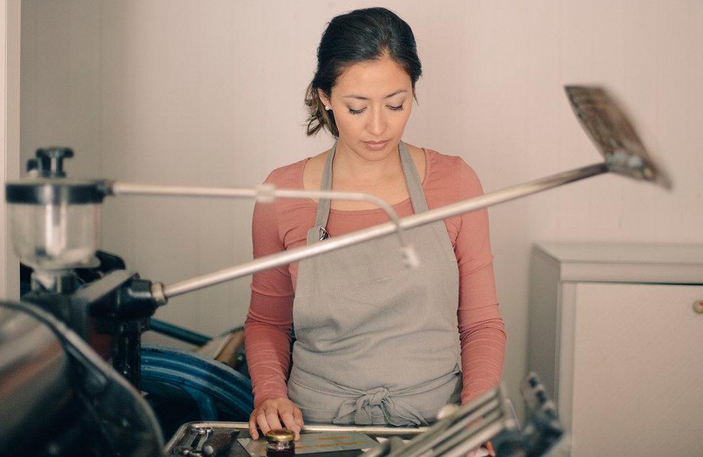 phylecia-sutherland-letterpress-studio-heidleberg-arab-printing-press