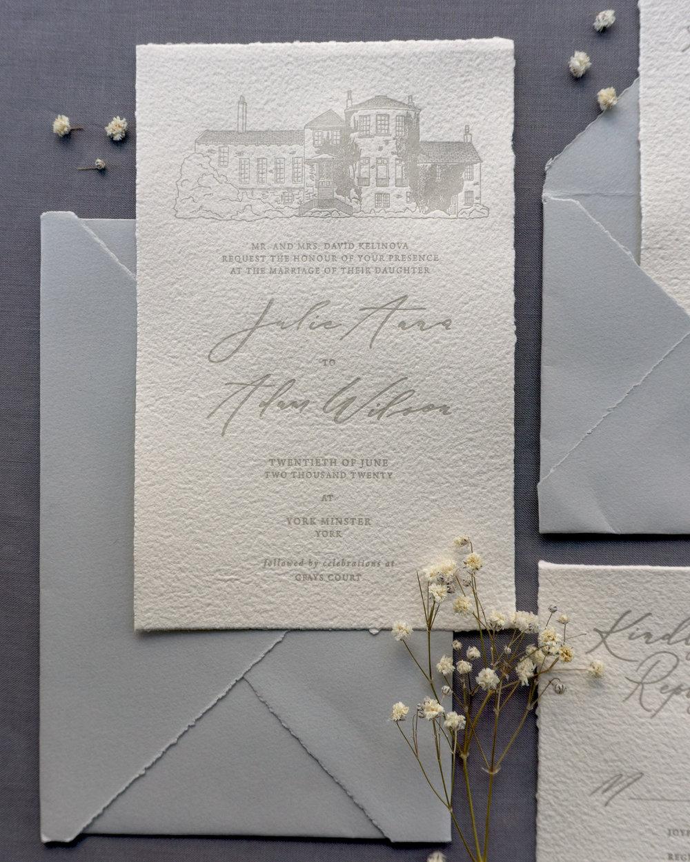letterpress handmade paper bespoke illustrated venue drawing.jpg