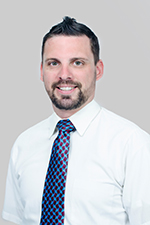 Joel Grosjean   Aquatics Coordinator
