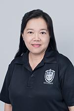 Chanisa Pakeevat (Koong)   Secondary School Nurse