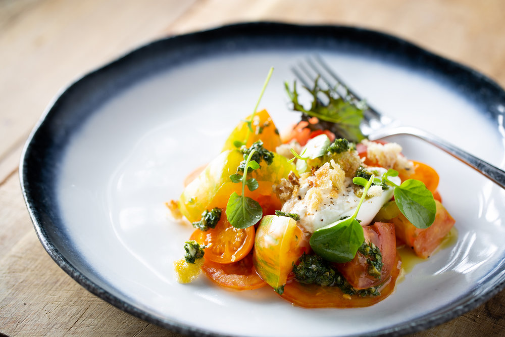 The Painswick. Food - Jamie McCallum
