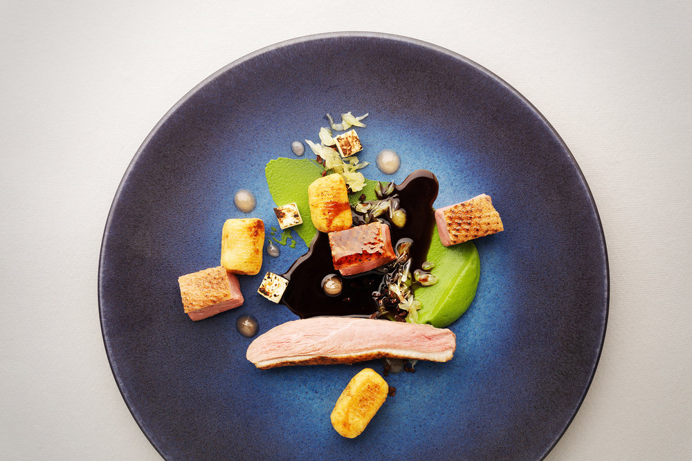 Alimentum. Food - Mark Poynton