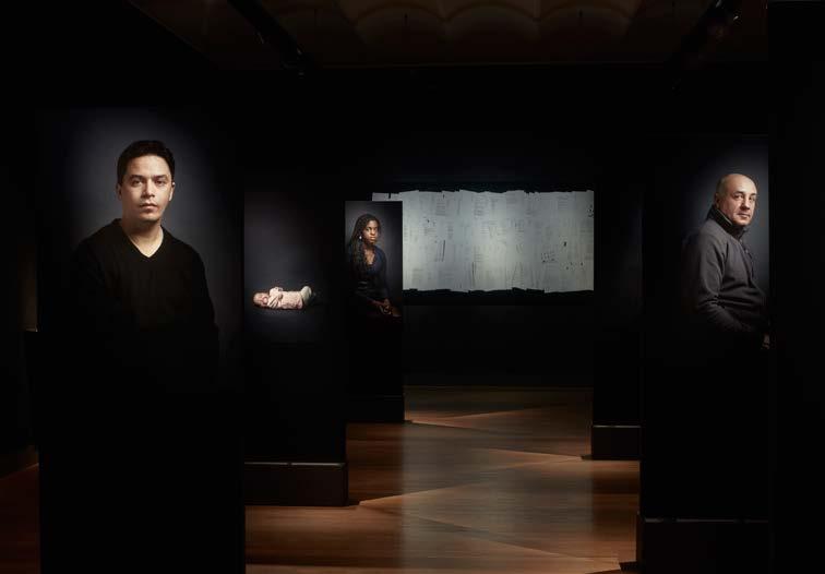 State of Being in het Rijksmuseum in Amsterdam, 6 oktober 2017 - 7 januari 2018.