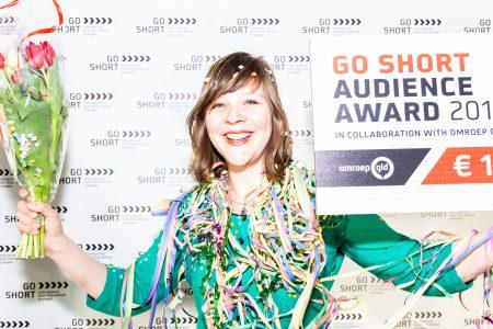 De Spelende Mens won de  Go Short Audience Award 2018 .