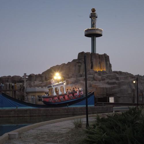 DreamCity, Ship Turkmenbashi's World of Fairytales, Turkmenistan