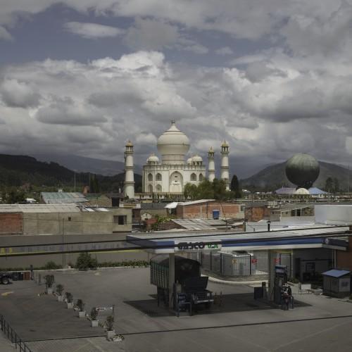 Taj Mahal, Park Jaime Duque Colombia