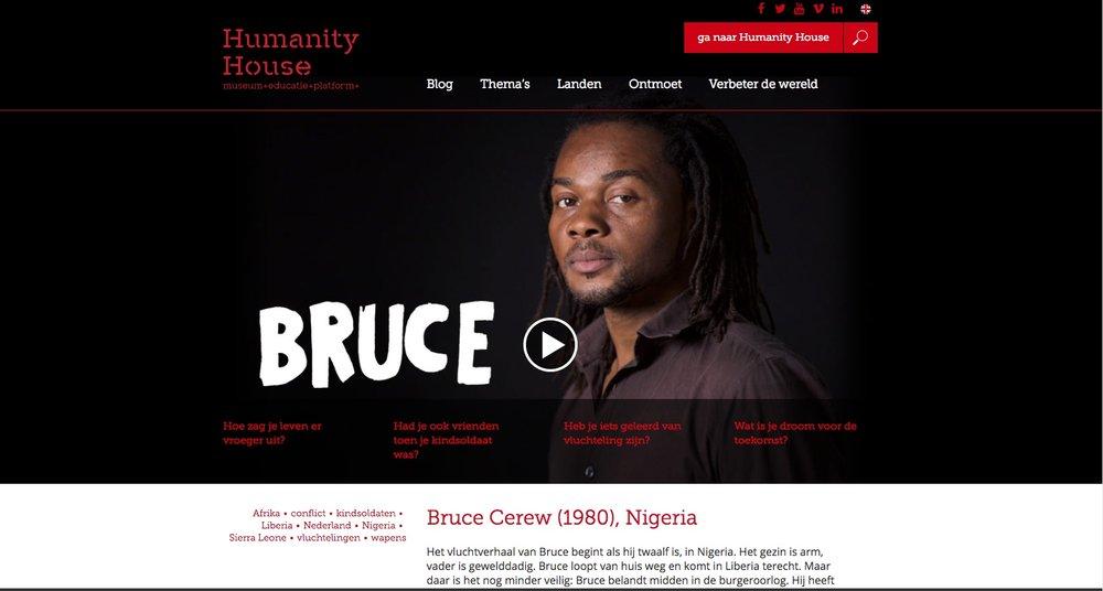 Meet Bruce.
