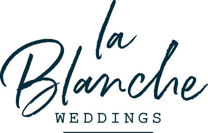 La blanche weddings