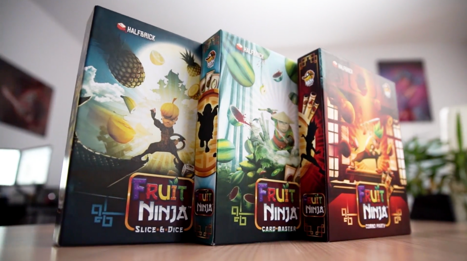 From Climbing to Slicing: The design diary of Fruit Ninja Slice