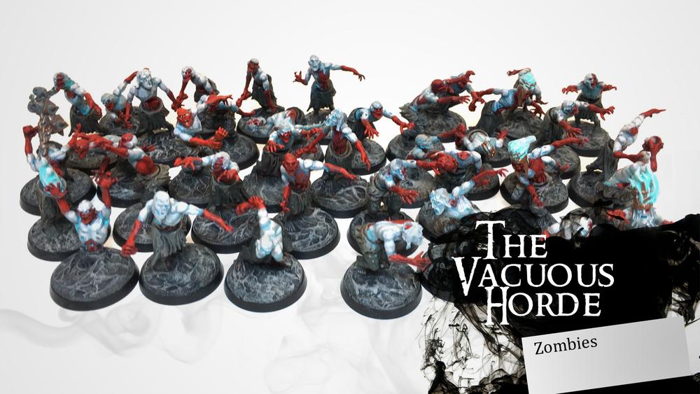 Deadwalkers - Zombies - The Vacuous Horde
