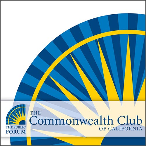 COMMONWEALTH CLUB - IN CONVERSATION, Q&A, AND BOOK SIGNING - Wednesday, 8 May 2019Marines' Memorial Club & Hotel, San Francisco