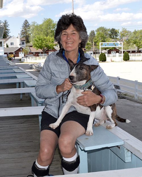 Our Founder - I believe I was meant to share my life path with dogs. My work includes facilitating for some of them that are having trouble or are asking to be understood. I feel very strongly that it is a genetic gift that I have the blessing of, and I choose to continually try to hone the skill sets that enable me to take the best advantage of this gift.