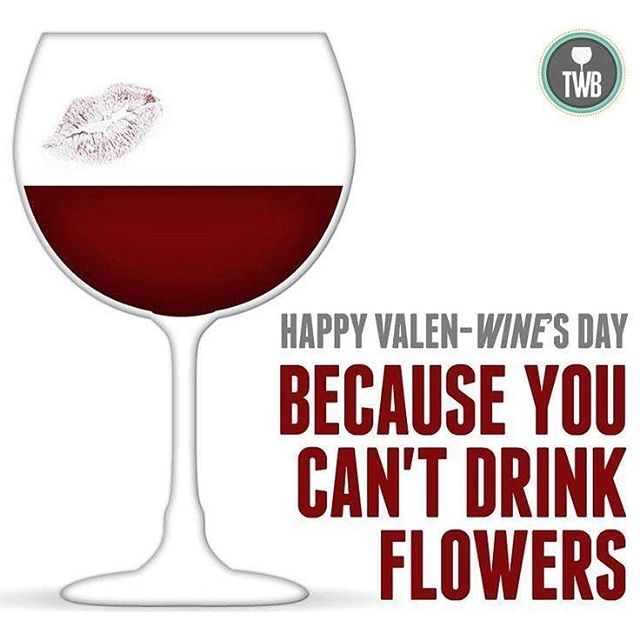 Valentine's Day.  3 glasses of wine (white, red and Prosecco) for only $15.  This year she's going to have flowers and wine. 🌹 🍷 —————————————————-———————- #gastropub #merrittisland #melbournefl #melbourneflorida #viera #vierafl #rockledge #brevardcounty #brevard #florida #spacecoast #foodporn #thatcozyrestaurant #freshfood #localingredients #321flavor #foodporn
