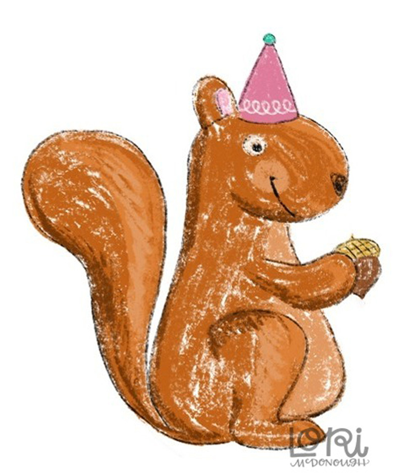 Party Squirrel
