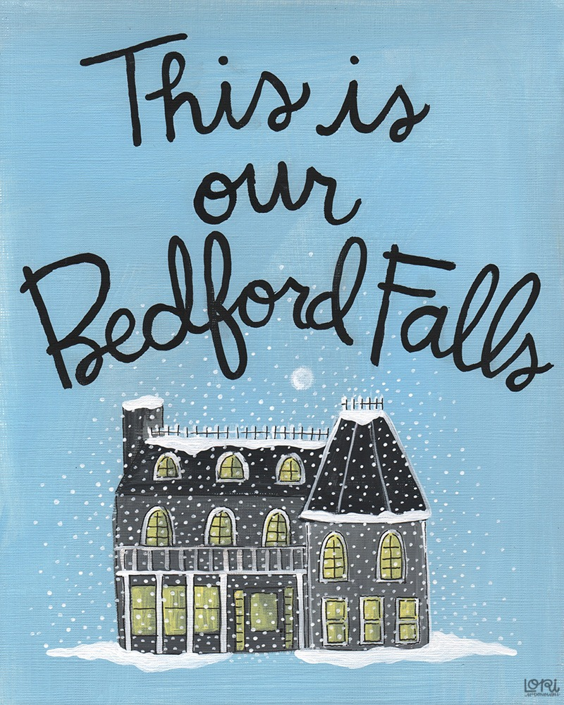 Our Bedford Falls