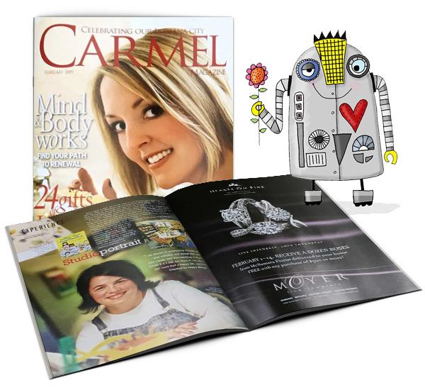 Carmel Magazine Feature