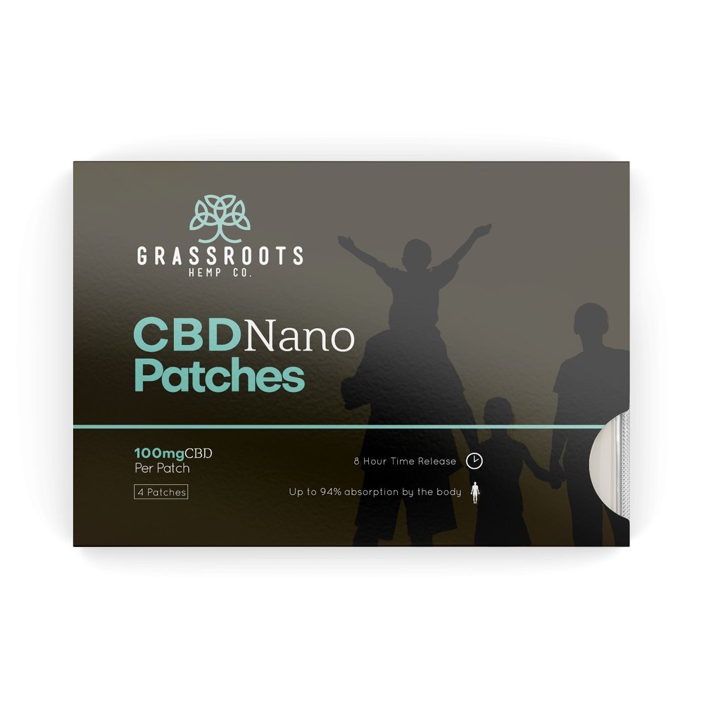 Private Label CBD Patches
