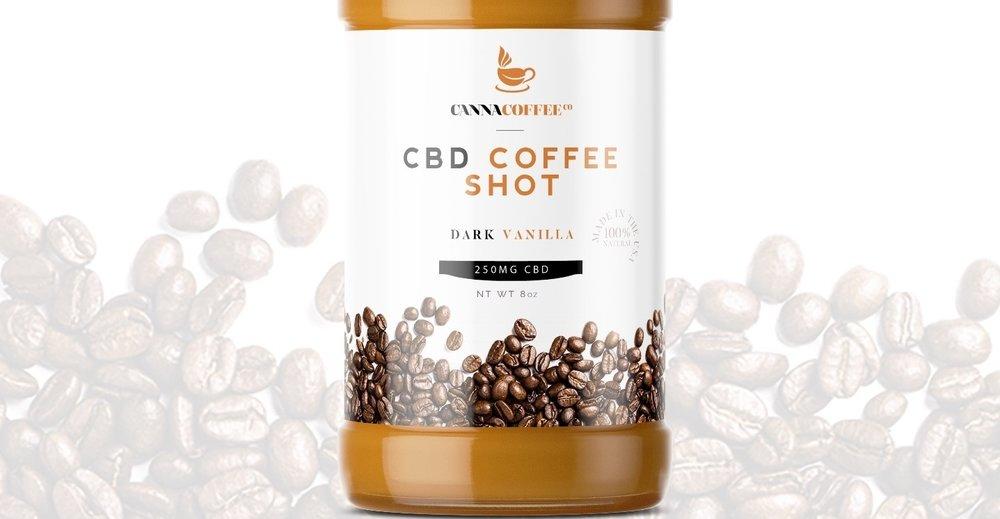 CBD Coffee Product
