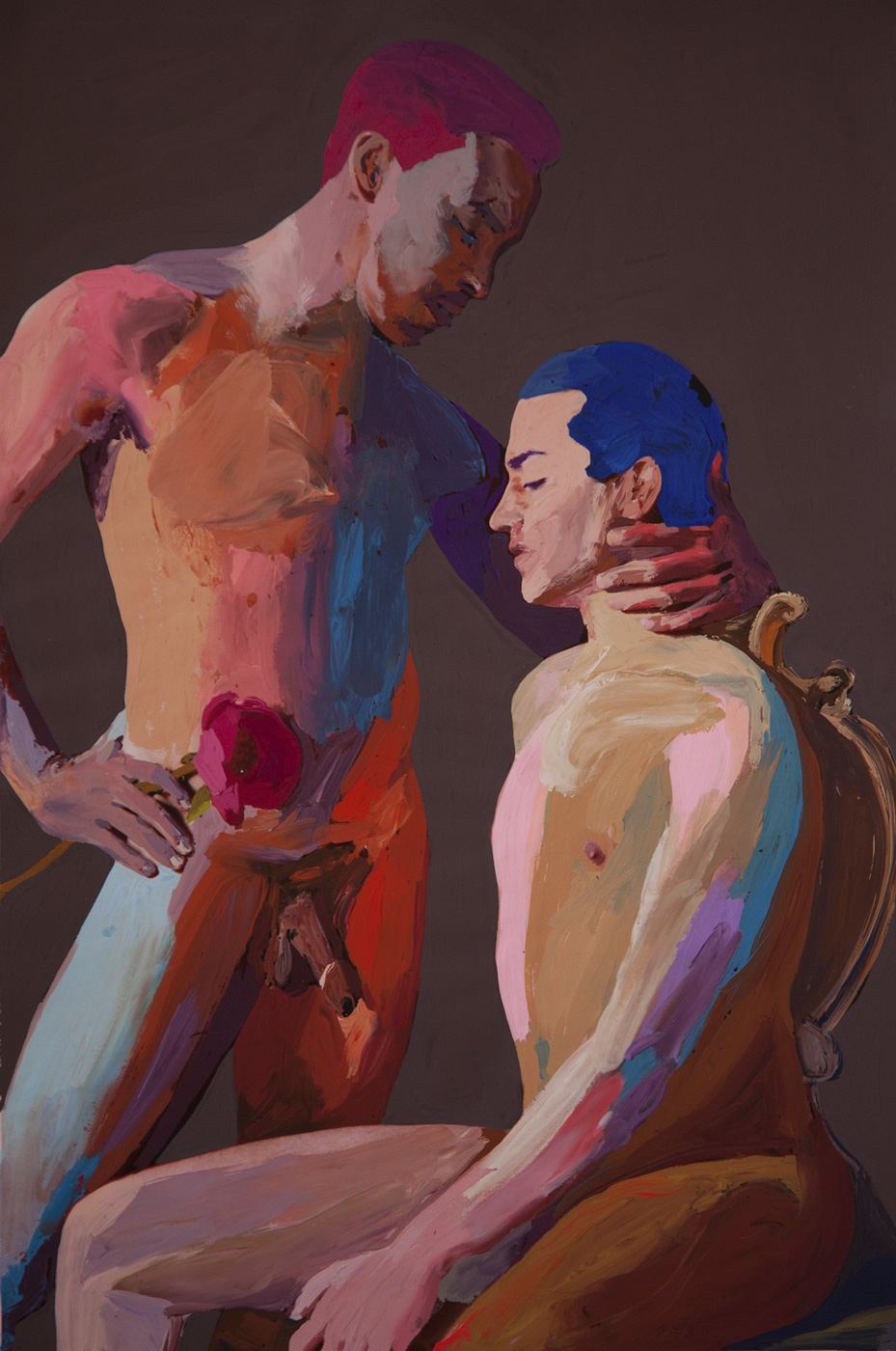Manelich-and-Filippo-2-11x17-gouache-on-photo-2013-HIRES-C-Finley-Art.jpg