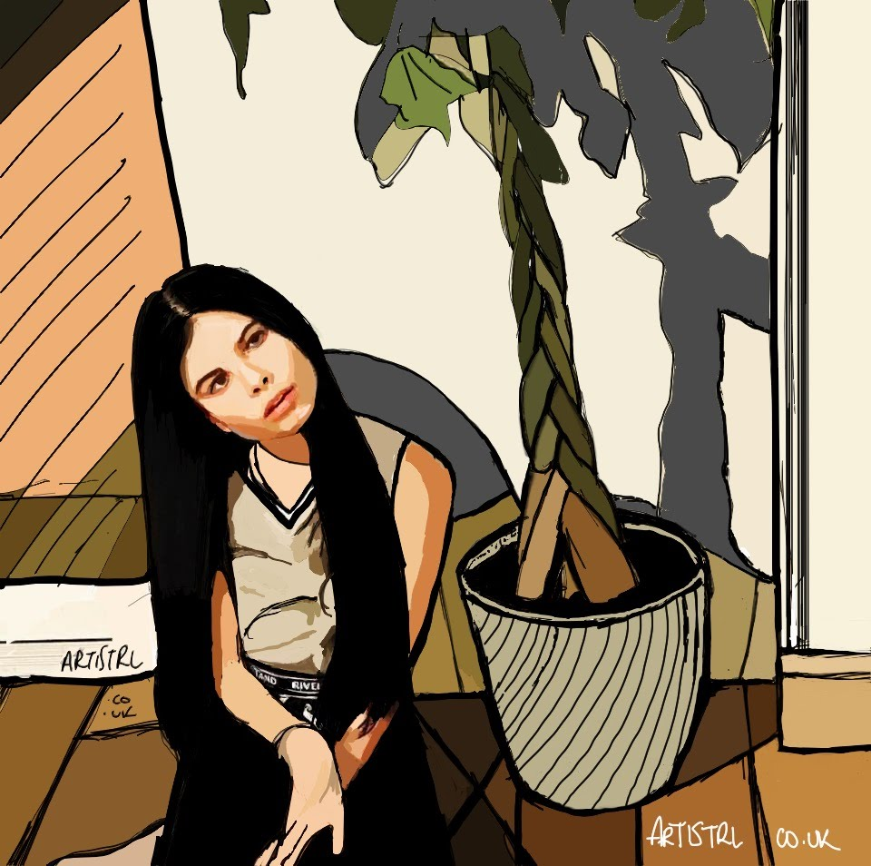 Portrait of Elisheva