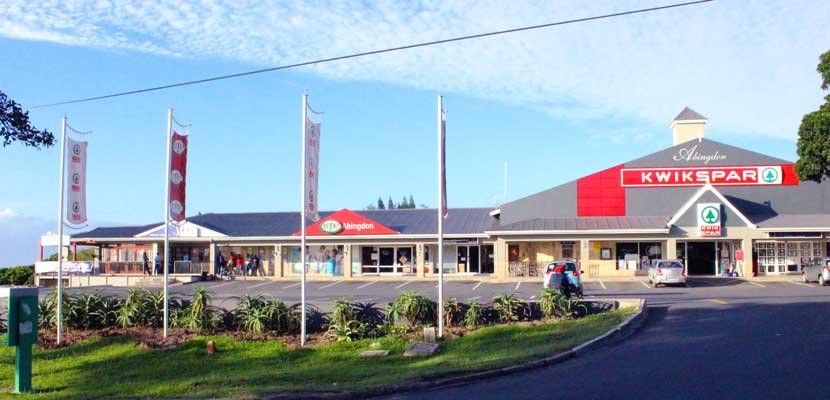 Abingdon Spar Centre, Umtentweni