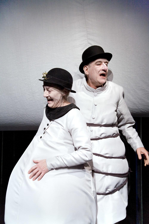 UBU Royal Dramatic Theater 2008  Hans Klinga, Ingvar Kjellson, Malin Ek, m.fl.