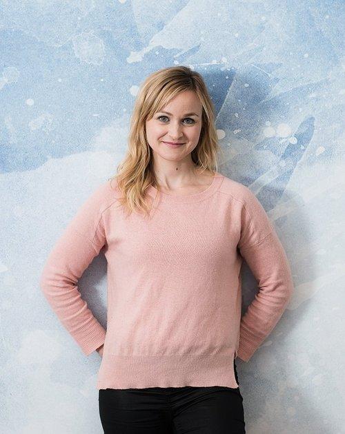 """Johanna Vilmi , Työterveyspsykologi, Heltti  """"Meru Healthin kanssa yhteistyötä tehneenä ja ohjelmaan Heltin jäseniä lähettäneenä voin lämpimästi suositella!"""""""