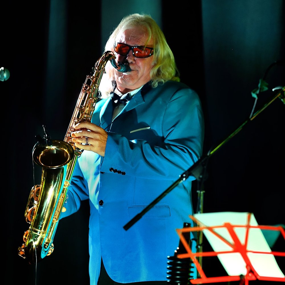 Steve Guy - saxophone