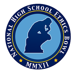 Logo for the National High School Ethics Bowl