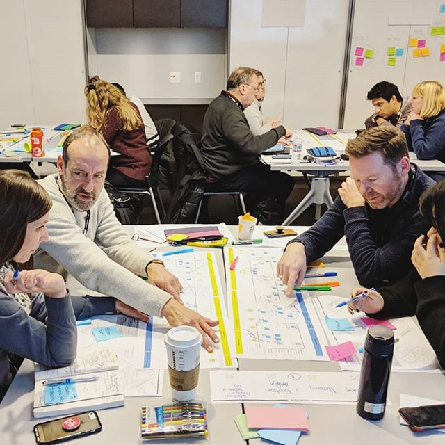 Thank you to everyone who came out for our workshop at the #ixd19 Education Summit yesterday! ❄️ // Couldn't make it? Check out some of the activities we covered here: https://goo.gl/uoazhY . . . #ixda #ixd #interactiondesign #ethics #values #designforgood #designforvalues #designthinking #designdoing #ethicsinaction