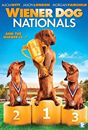 Alicia Witt Wiener Dog Nationals