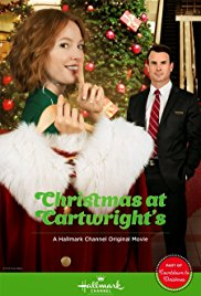 Alicia Witt Christmas at Cartwright's
