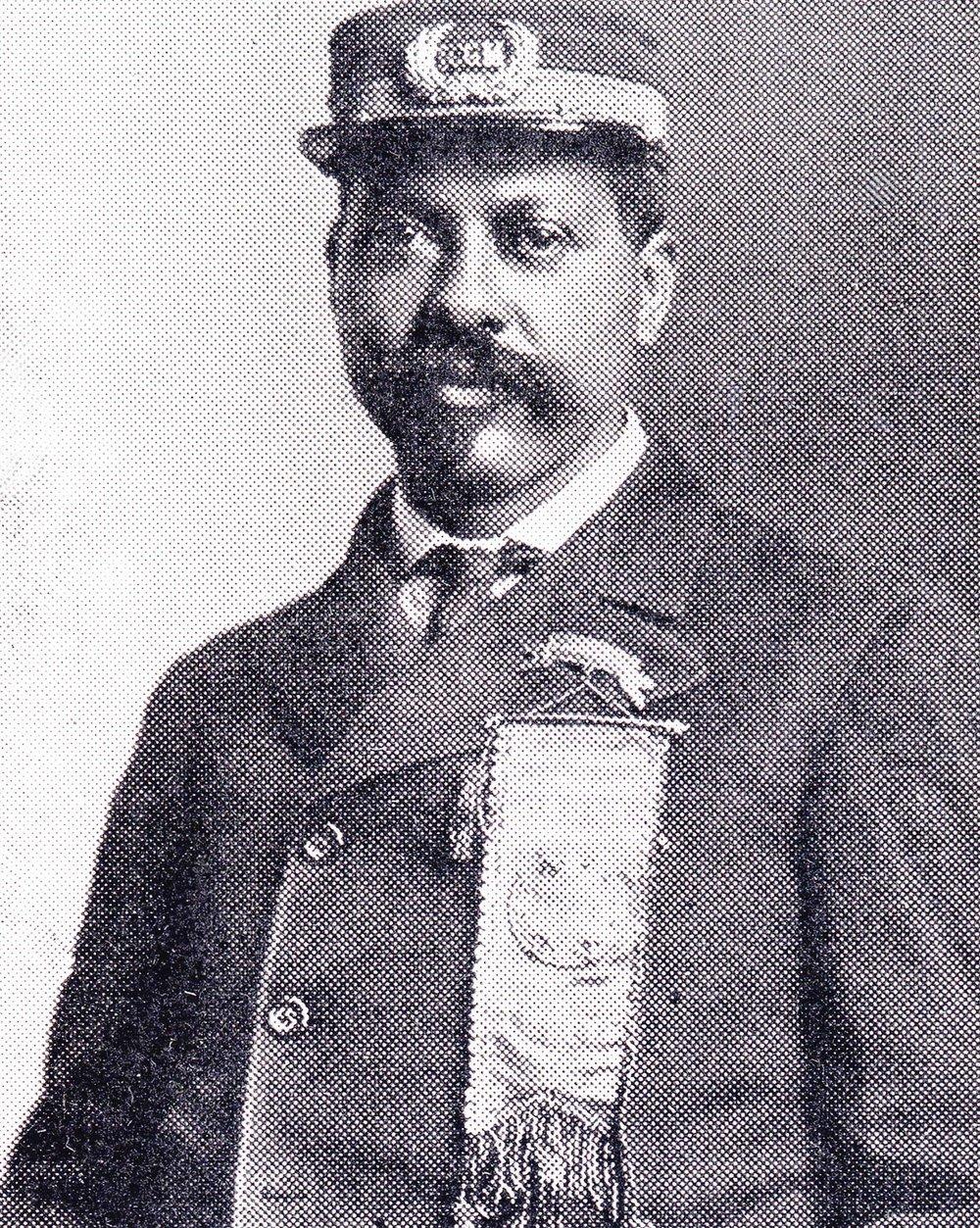 Scipio Jordan