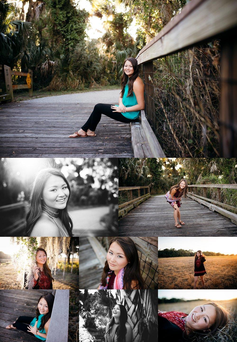 Sarasota Senior Photographer
