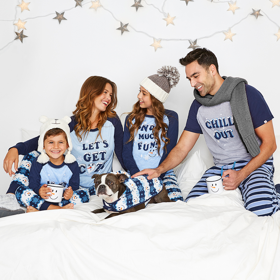 Jammin' Jammies - Adorable matching family pajamas