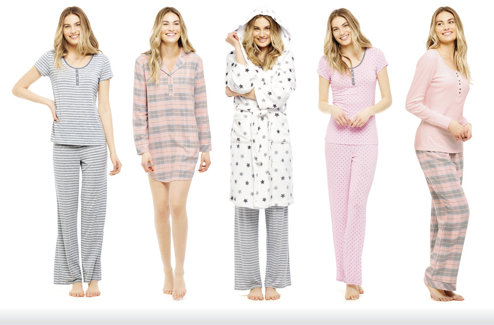 f8a0eb1d55 Uniquely designed sleepwear with innovative fabrications