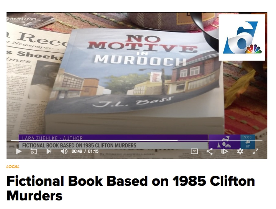 Fictional Book Based on 1985 Murders