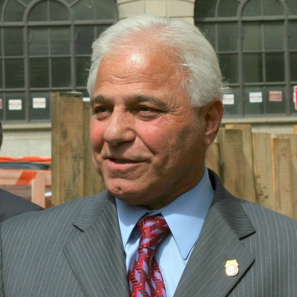 Harry Nespoli  President, Uniformed Sanitation Men Association