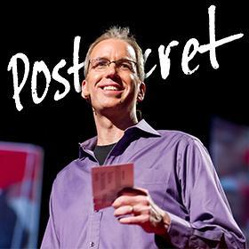 FRANK WARREN   Speaker, Creator of the The PostSecret Project, New York Times bestselling Author