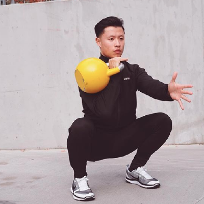 ROY CHAN   Fitness + Health Specialist